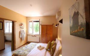 chambres d'hôtes avec lits enfants Montpezat du Quercy