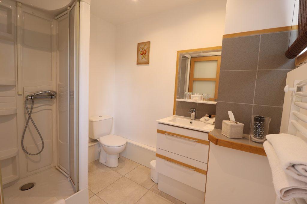 chambre d'hôtes avec salle de bain privative
