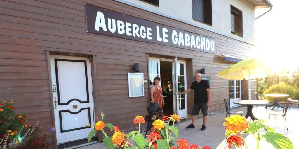 Auberge Le Gabachou chambres d'hôtes restaurant