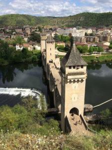 Pont Valentré à Cahors
