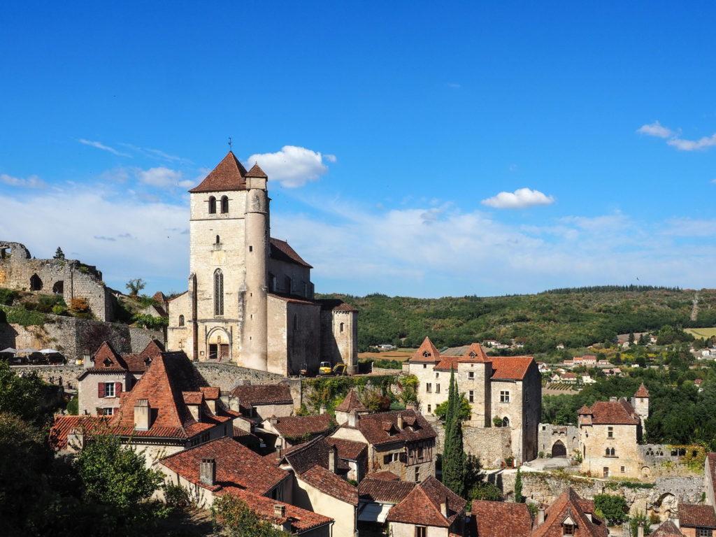 saint cirq lapopie lot occitanie 46