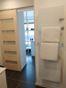 location studio salle de bain