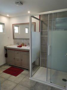 gite salle de bain privée indépendante